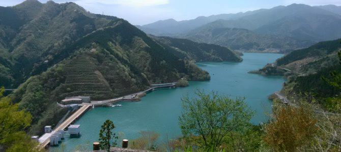 宮ケ瀬湖周辺ハイキング(4月月例)